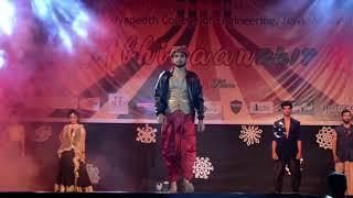 Abhiyaan 2017 | Fashion show Winners | Indowestern | BVCOE | Mumbai