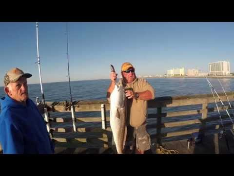 Cherry Grove SC, Sea Cabins Fishing Pier 2014