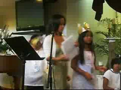 Castle and Crowns VBS 2008 - Elinor's Keynote Address Part 2