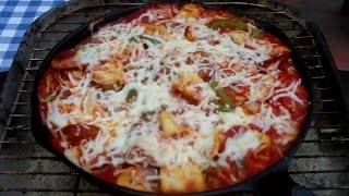 Smoked Sausage Tortellini Skillet