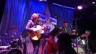 Philip Weberndoerfer Quartet at the Blue Note New York