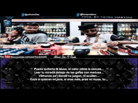 Miles De Mujeres (Letra)  Alvaro Diaz Ft Randy