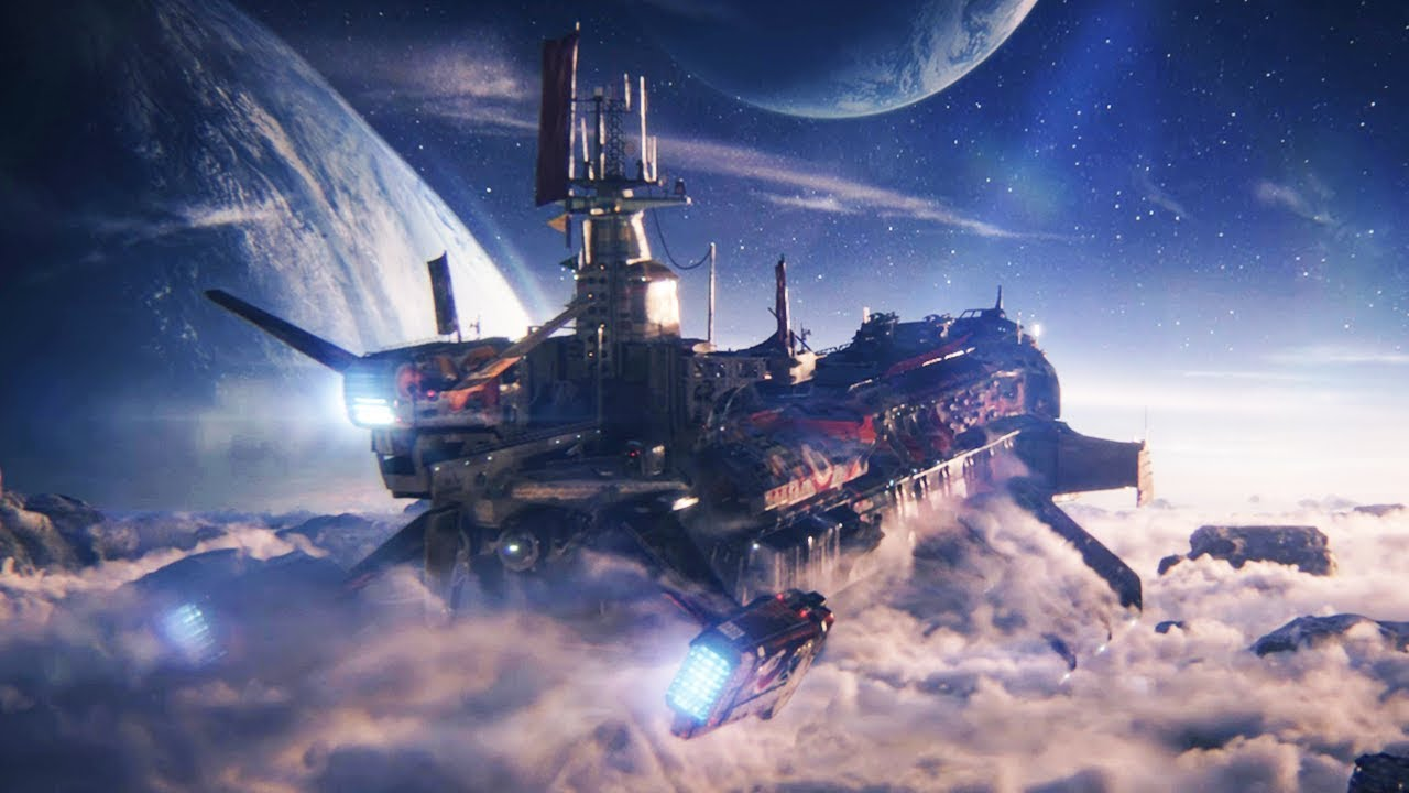 Top 10 NEW SPACE Games of 2020 & 2021 | PC, PS4, XBOX ONE (4K 60FPS)