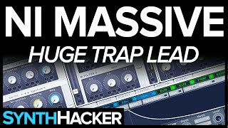 Massive Tutorial - Huge Pitched Trap Lead (Baauer/Brillz)