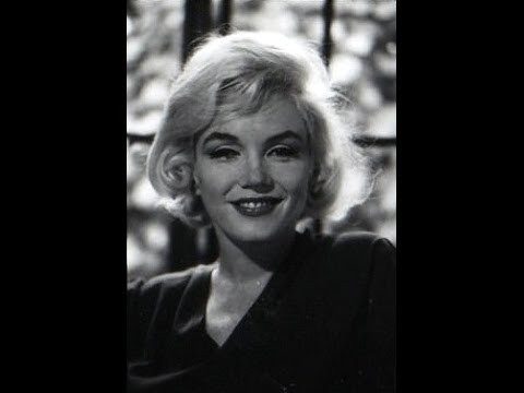 Marilyn Monroe - The Last Interview
