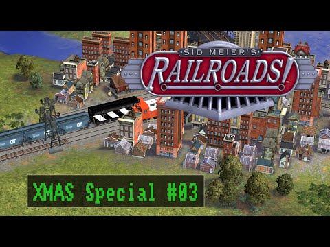 Sid Meiers Railroads - XMAS Special #03 - Lake Michigan West [ Deutsch ]