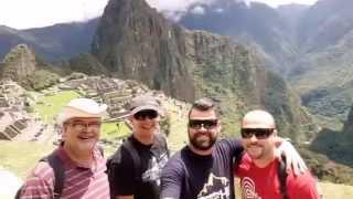 Cuzco 2015 El viaje Perdido delos ticos de ride    II
