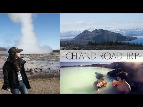 Hotsprings & Waterfalls | Land of the Midnight Sun
