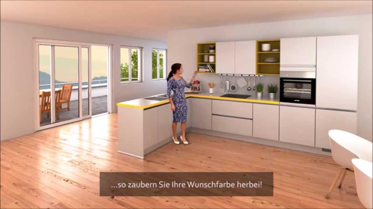 ausschnitt Werben Wohnen Küchenkonfigurator