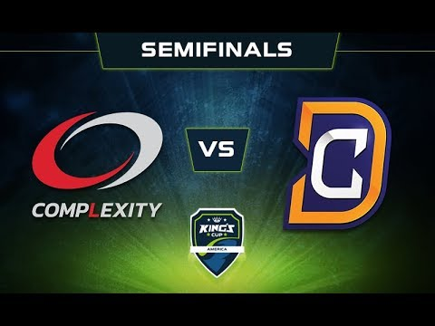 coL vs DC Game 1 - King's Cup: America Semifinals - @DakotaCox @GranDGranT @KBBQ @Lacoste