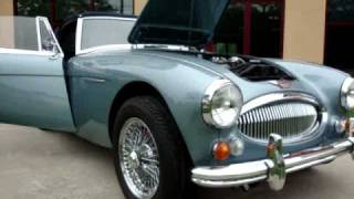 $74,995 ~ 1967 Austin Healey MKIII 3000 Convertible For Sale~Recent Restoration~Fantastic!
