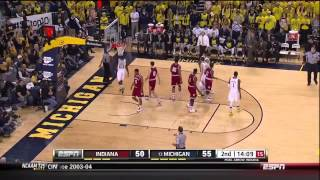 2014-3-8 Michigan vs. Indiana