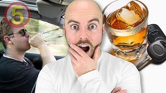 SHOCKING Facts About DRUNK DRIVING! - Facts in 5