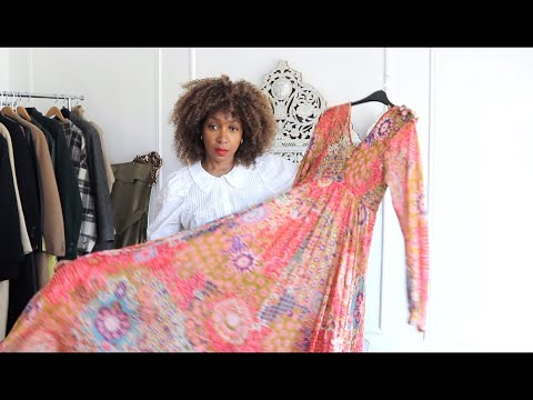 THE BEST VINTAGE CLOTHES I EVER FOUND & A GIVEAWAY!!! HOW TO SHOP FOR CLOTHES ONLINE!!