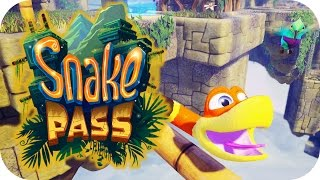 Snake Pass – 2. Champions of Bol-Dor! - Let's Play Snake Pass