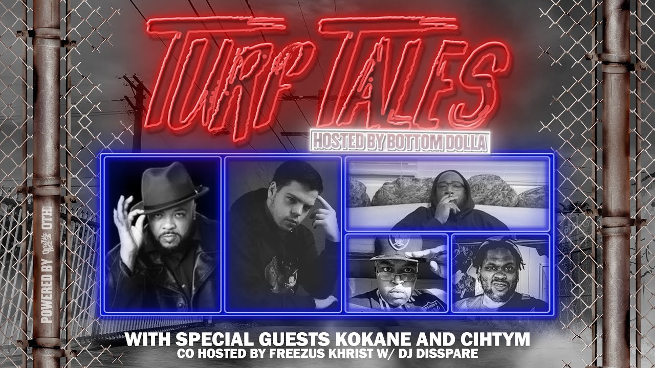 "Overtime Hustlin Presents ""Turf Tales Podcast"" Episode 40 (Kokane / Cihtym)"