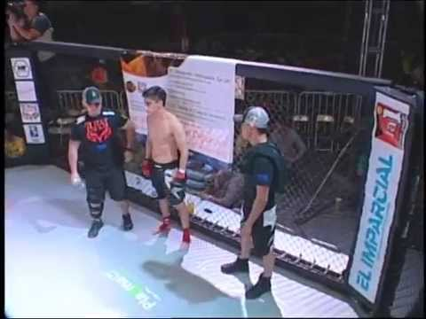 Mexico Fighter 5 Israel Serrano vs Ernesto Baby Cruz