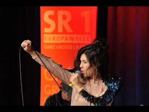 Marina and the Diamonds - The Outsider (Live SR1 Radio Concert) 3 (audio)
