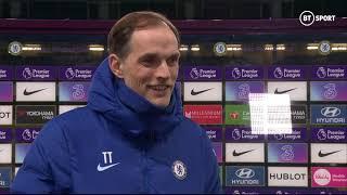 'He stepped up today.' Tuchel hails Havertz's Chelsea performance