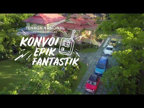 IKLAN RAYA TNB 2019 : KONVOI EPIK FANTASTIK