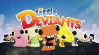 Little Deviants PlayStation Vita PS Vita Official Trailer [HD]