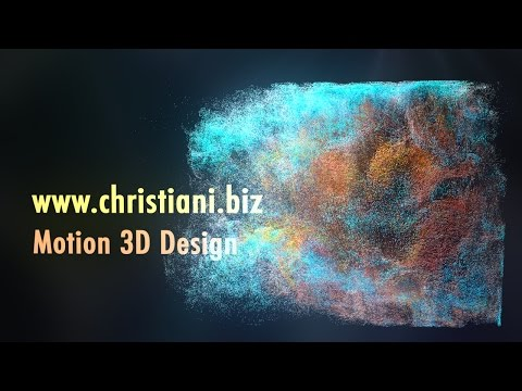 Dragons and Fire C4D TFD Xparticles Krakatoa by Bob Walmsley