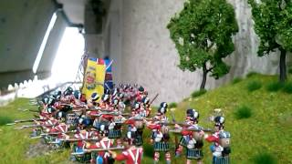 Waterloo1815 highlanders 1:72