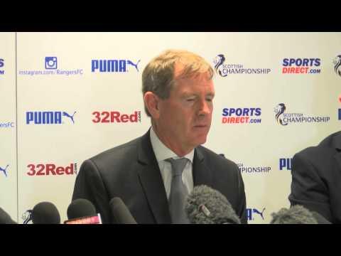 Press Conference | Dave King | Paul Murray | John Gilligan