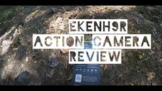 EKEN H9R 4K Review: Unboxing and Hiking Test