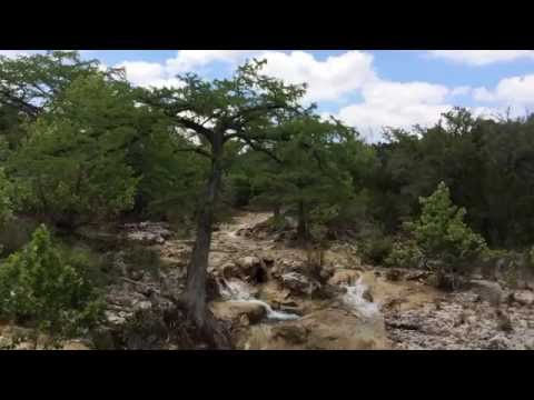 Nature declares the Glory of God ... Edge Falls, Kendalia, TX - May 2015