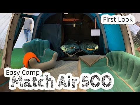 Quick Look at Easy Camp Match Air 500