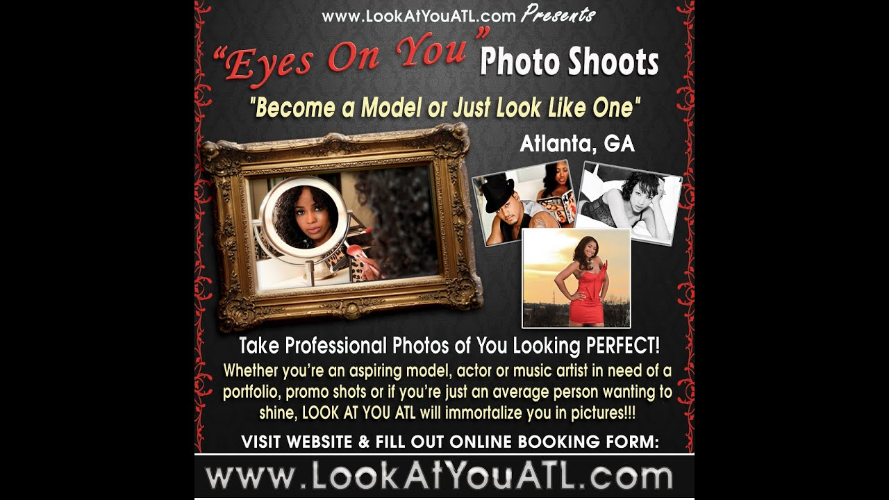 Photographer in Atlanta - Look At You ATL