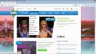 Gameliebe.com - EA Sims 3 Anleitung - Download & Installation von Sims 3 Spiele