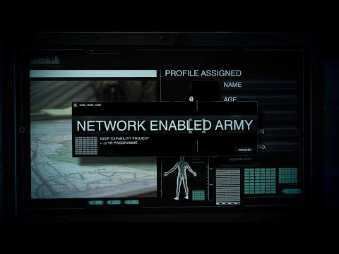 Network Enabled Army