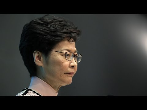 Carrie Lam Pledges More Economic Relief for Hong Kong