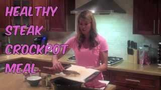 Healthy Steak Crockpot Recipe