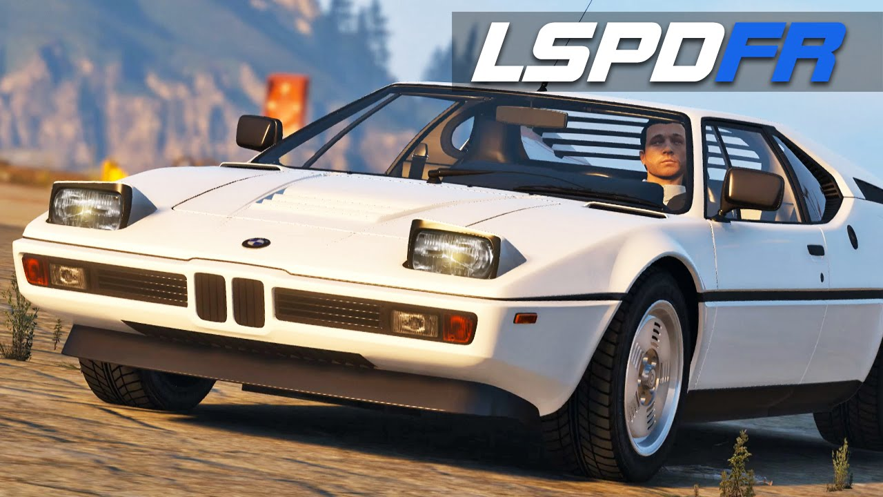 LSPDFR E161 - 1981 BMW M1 Chase Me Challenge