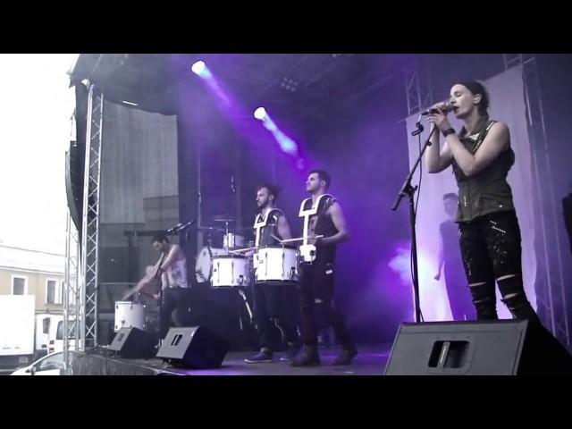 Projektas NO LONGER MUSIC&NUTEKI show Klaipedoje! 2015 05 20