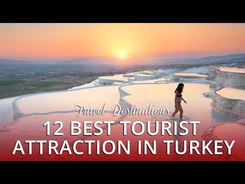 12 TOP RATED - Best Tourist Attractions in Turkey