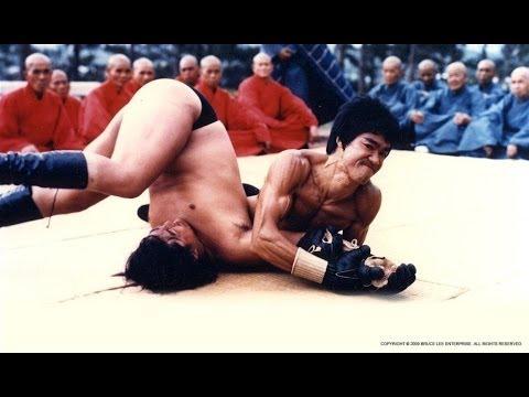 李小龍實戰格鬥 Bruce Lee martial arts philosophy