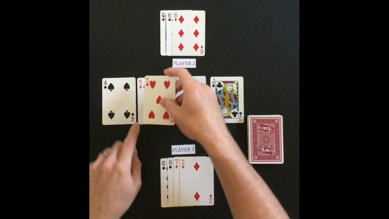 how to play casino using cards