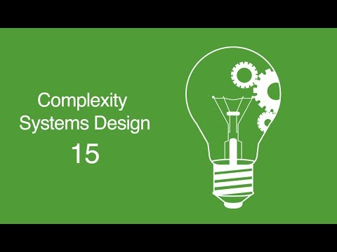 Complex Systems Design: 15 Design Thinking