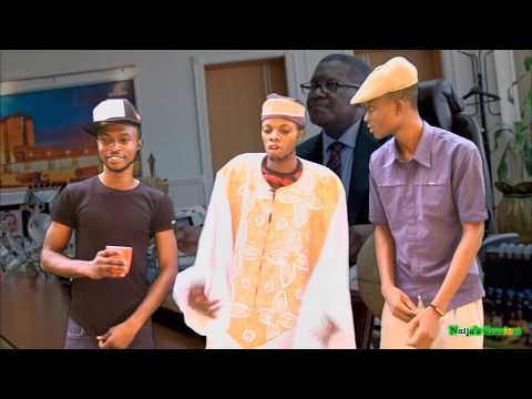 Dangote's Cheque Makes Olamide Prostrate for Don Jazzy - Hilarious
