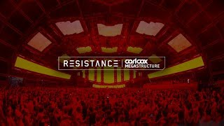 ultra 2018 carl cox presents resistance megastructure day 1 be attv
