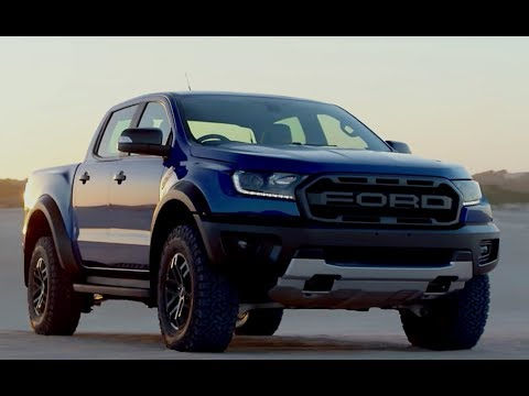 2020 Ford Ranger Raptor Exterior and Interior