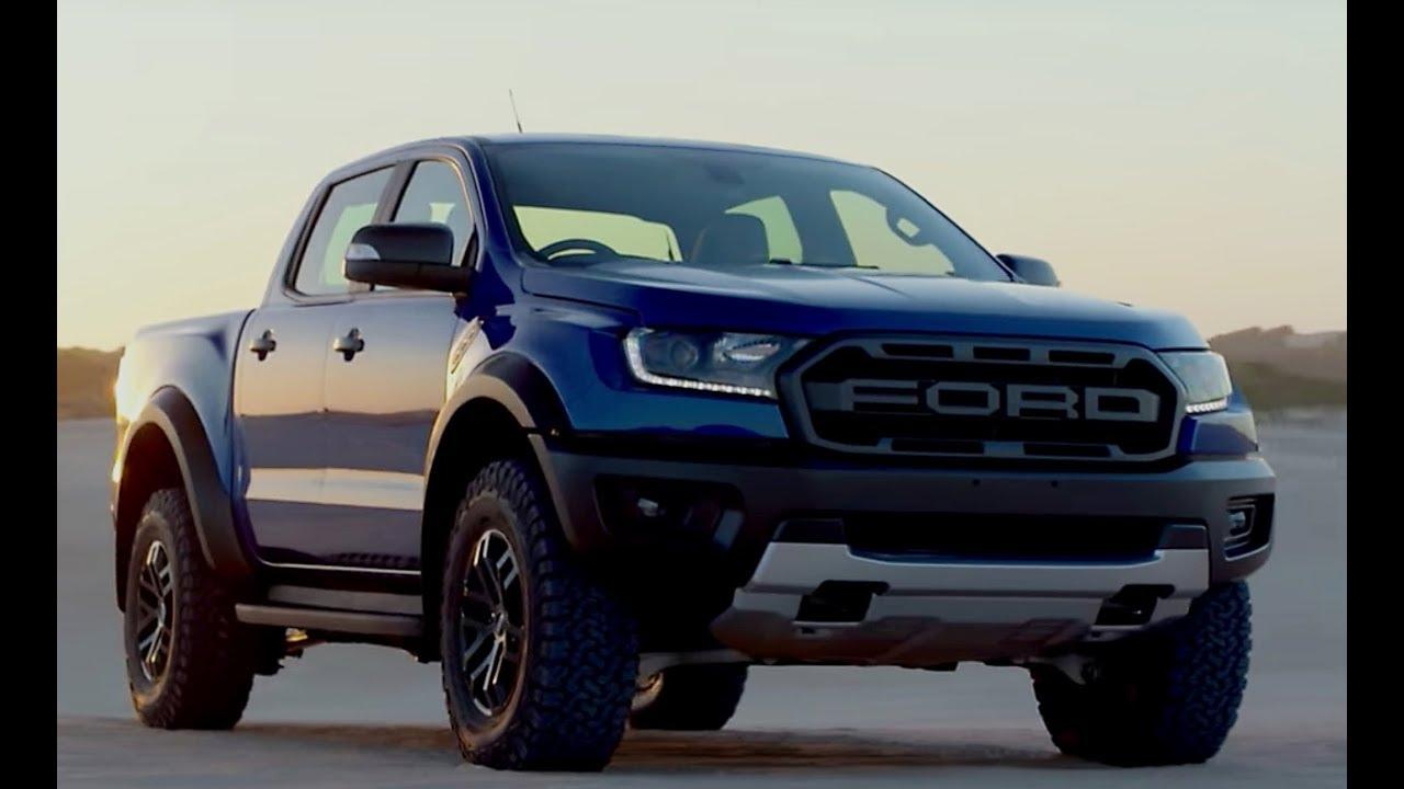2020 ford ranger raptor exterior and interior