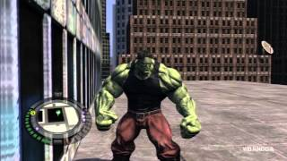 Incredible Hulk - All Hulk Characters UNLOCKED