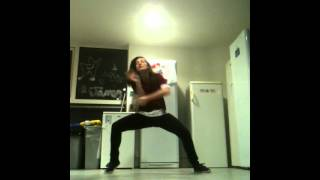 Streetdance freestyle to Ed Sheeran Thinking Out loud Alex Adair remix