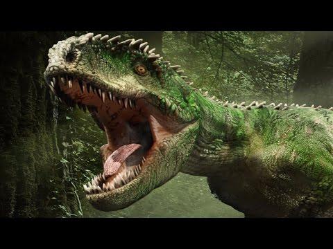 Jurassic World 2 - Giganotosaurus