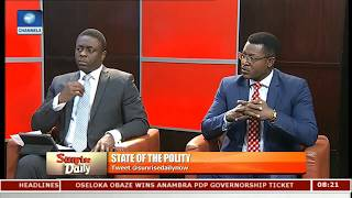 We Should See Looters Going To Prison Despite Funds Retrieval-- Sobo Pt.2 |Sunrise Daily|